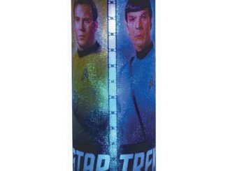Star Trek Cylindrical Nightlight