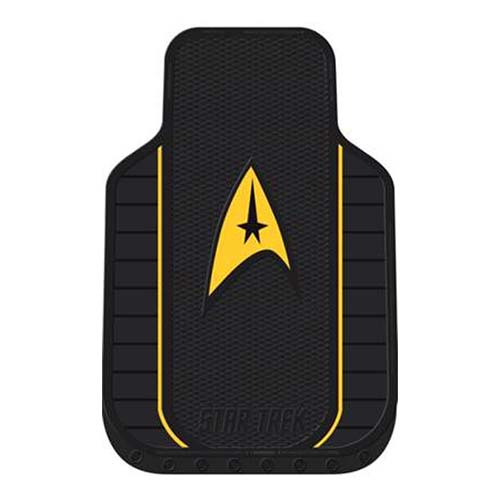 Star Trek Delta Command Rubber Floor Mat 2-Pack