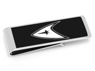 Star Trek Delta Shield Money Clip