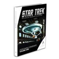 Star Trek Designing Starships Book Volume 1