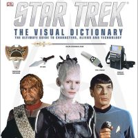 Star Trek Dictionary Book
