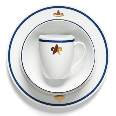 Star Trek Dinner Set