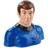 Star Trek Dr McCoy Cookie Jar