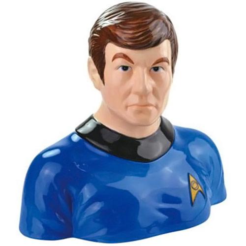 Star Trek Dr McCoy Cookie Jar