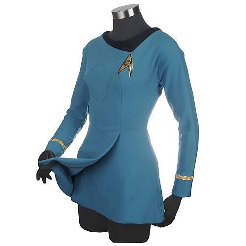 Star Trek TriCut Dress
