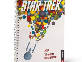 Star Trek Engagement Calendar