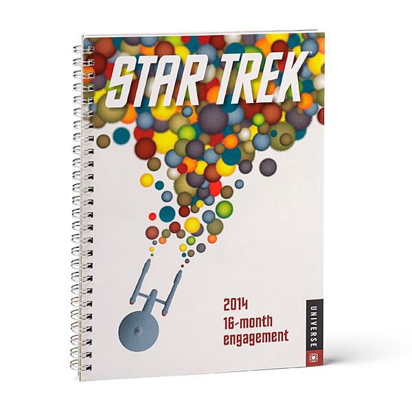 Star Trek Engagement Calendar