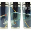 Star Trek Enterprise Acrylic Travel Mug