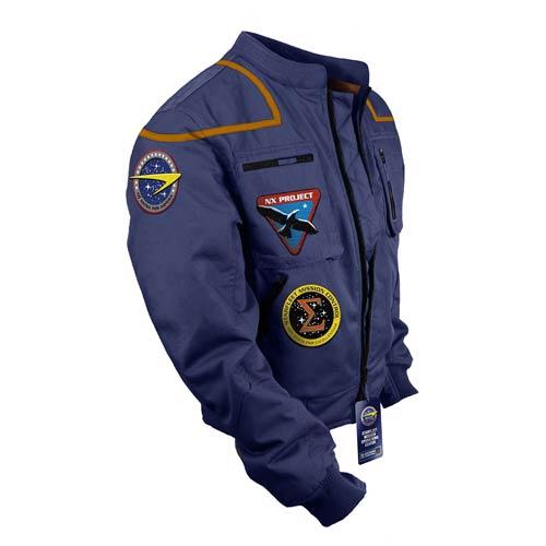 Star Trek Enterprise Archer Jacket Prop Replica