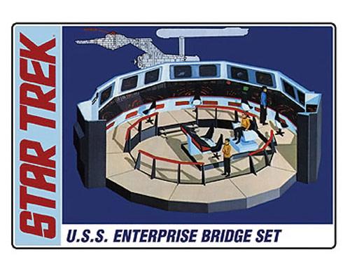 Star Trek Enterprise Bridge Model Kit
