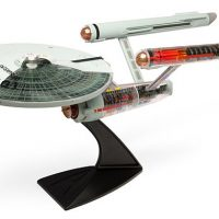 Star Trek Enterprise Cutaway Model
