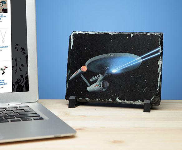 Star Trek Enterprise Granix Plaque
