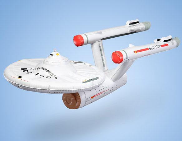 Star Trek Enterprise Inflatable
