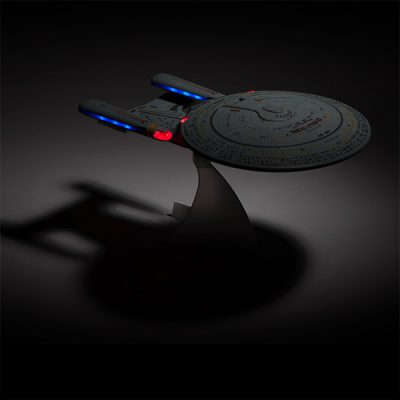 Star Trek Enterprise NCC-1701-D Bluetooth Speaker