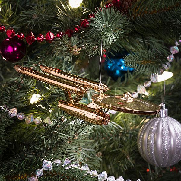 Star Trek Enterprise Ornament