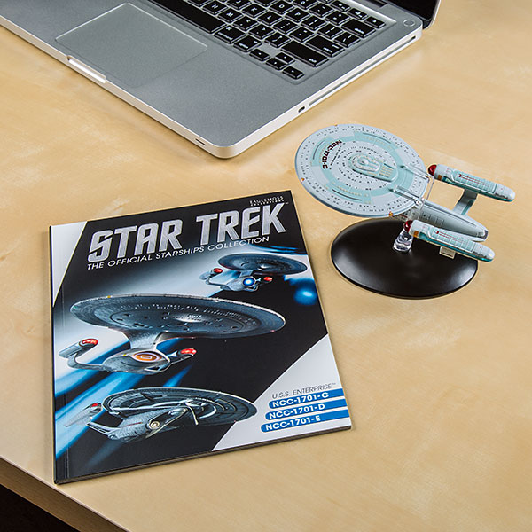 Star Trek Enterprise Starship Collection