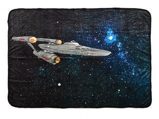 Star Trek Enterprise Starship Fleece
