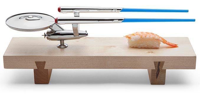 Star Trek Enterprise Sushi