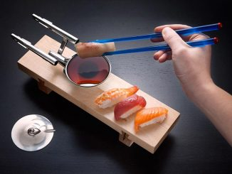 Star Trek Enterprise Sushi Set