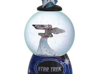 Star Trek Enterprise Water Globe