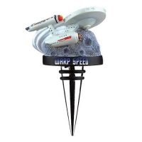 Star Trek Enterprise Wine Stopper