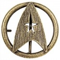 Star Trek Federation Belt Buckle