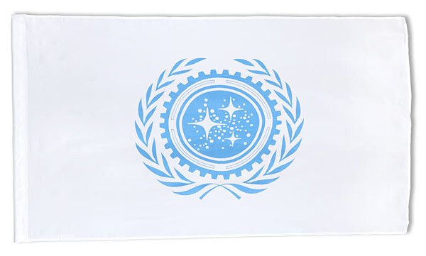 Star Trek Federation Flag