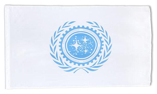 Star Trek Federation Flag