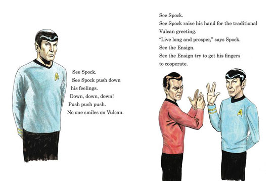 Star Trek Fun with Kirk and Spock 2