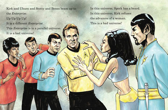 Star Trek Fun with Kirk and Spock 3