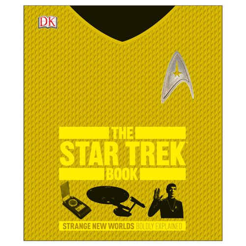 Star Trek Hardcover Book Strange New Worlds