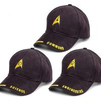 Star Trek Hats