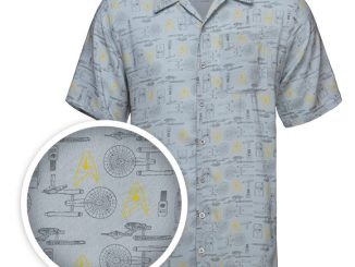 Star Trek Hawaiian Shirt