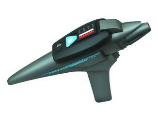 Star Trek III Movie Phaser Light-Up Prop Replica with Sound