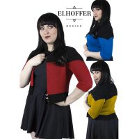 Star Trek Interstellar Explorer Cardigan Set