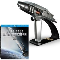 Star Trek Into Darkness Starfleet Phaser Limited Edition Gift Set