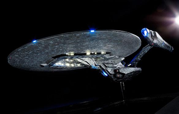 Star Trek Into Darkness USS Vengeance Artisan Replica