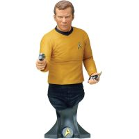 Star Trek James T Kirk Masterpiece Collection Bust
