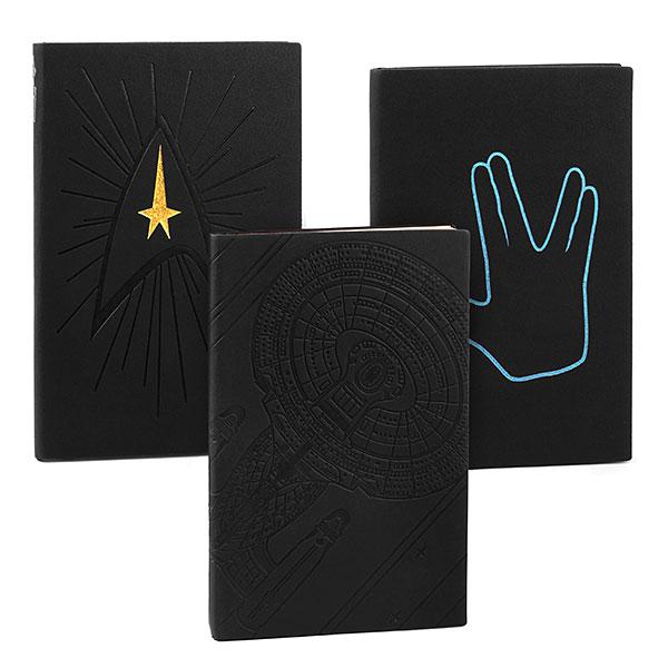 Star Trek Journals