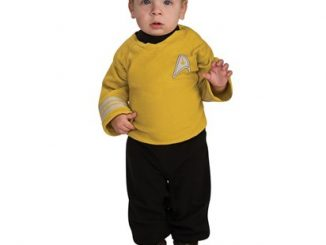 Star Trek Kirk Infant Costume Romper