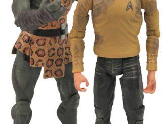 Star Trek Kirk vs Gorn Action Figure Two Pack