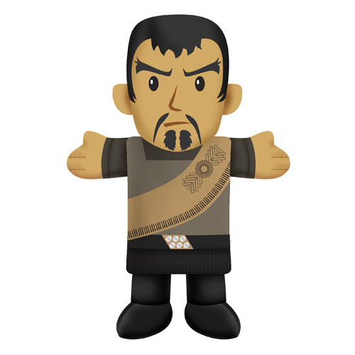 Star Trek Klingon 12-Inch Dog Chew Toy Plush