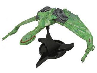 Star Trek Klingon Bird of Prey Electronic Vehicle