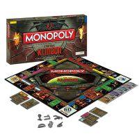 Star Trek Klingon Monopoly Game