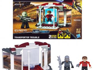 Star Trek KreO Transporter Trouble Set