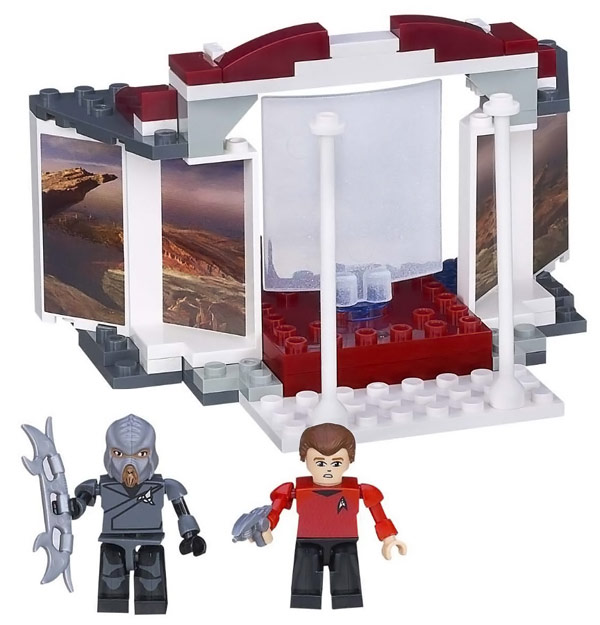 Star Trek KreO Transporter Set