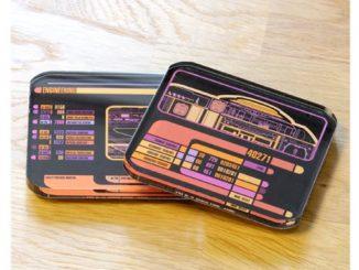 Star Trek LCARS Coaster 2-Pack