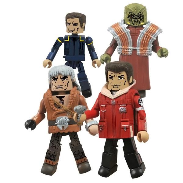 Star Trek Legacy Minimates