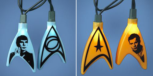 Star Trek Light Set