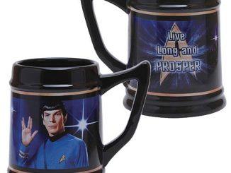 Star Trek Live Long and Prosper 20 oz. Mug